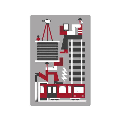 Zebu Design Artshirt