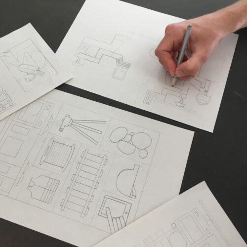 Zebu Sketches für LAT