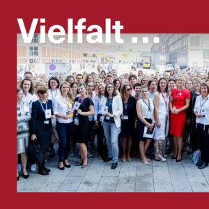 LAT ist Mitglied beim VdU und engagiert sich bei Women in Mobility