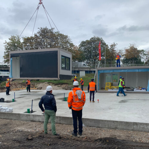 Neubau der LAT Gruppe