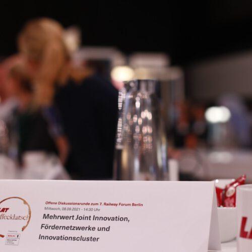 LAT Kaffeklatsch @Railway Forum